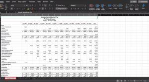 Renamed Excel spreadsheet.
