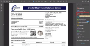 Editing a PDF in Adobe Acrobat DC Pro DC
